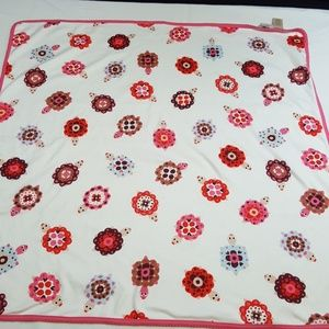 *NEW* KATE SPADE BABY BLANKET 30x30 Soft Cotton